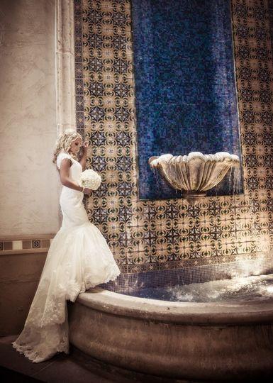 Lovey bride