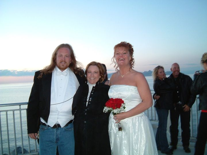 Wedding by the bay