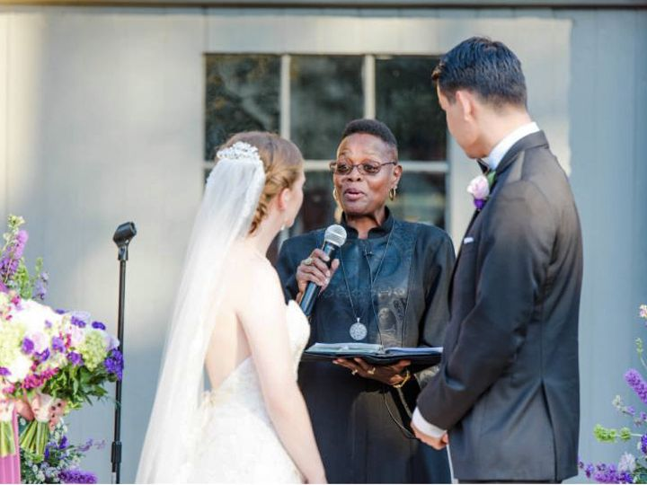 Tmx Starlene Working 3 51 8961 Washington, DC wedding officiant