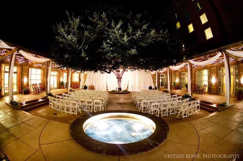 renaissance charlotte southpark hotel venue charlotte