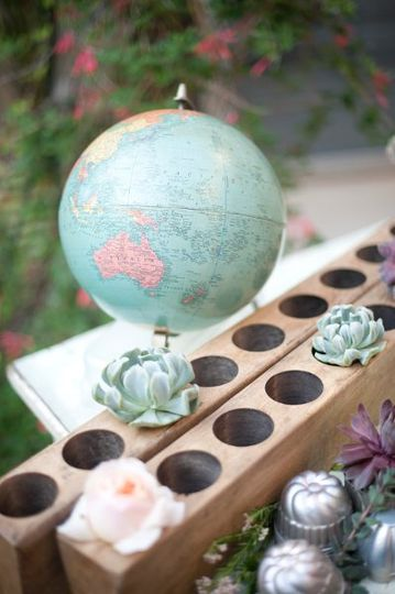 Earth Day Shoot featured on Style Me Pretty with Estoria Social, Robin Nathan Photography, Sun in My...