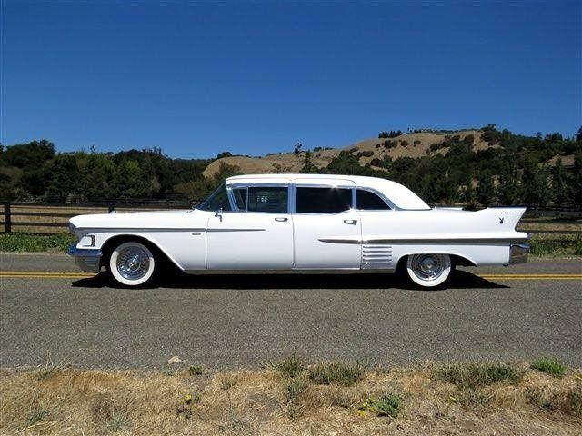 1958 Cadillac Series Fleetwood Limousine