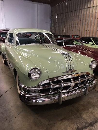1949 Pontiac Chieftain