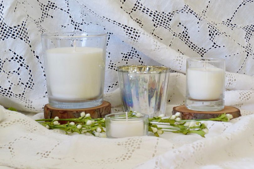 Soy Candles For Any Table!
