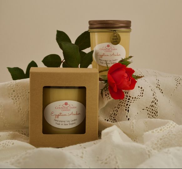 Soy Candles Handmade With Love