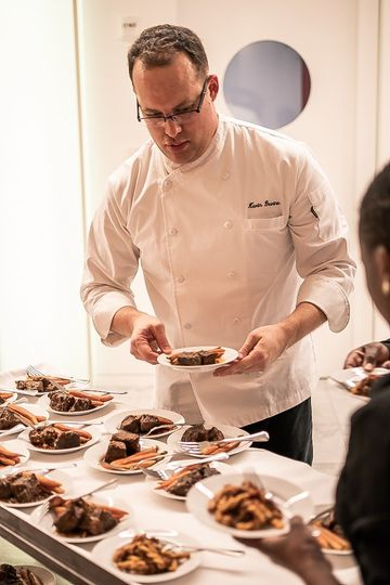 Plating First Courses