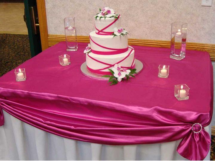 Tmx 1405207543717 Pink Country Inn  Suites Mankato Cake Table Lo Mankato wedding rental