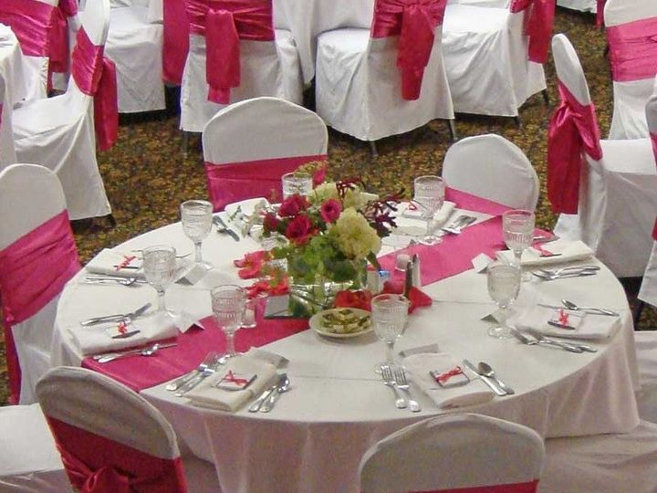 Tmx 1405207550526 Pink Country Inn  Suites Mankato Guest Tables A Lo Mankato wedding rental