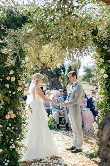 Wedding Ceremony in Puglia