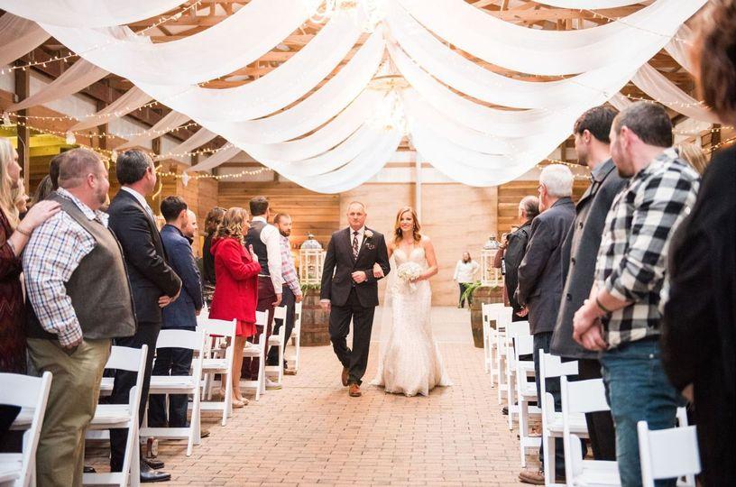 The newlyweds  Lindsey Elaine Photography