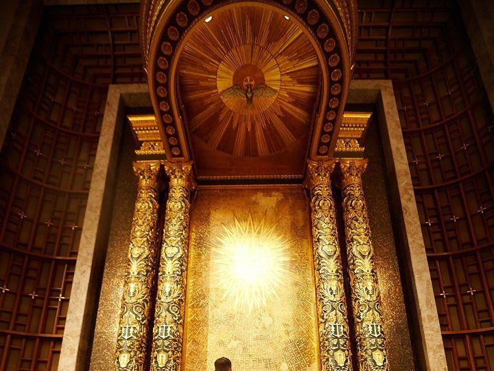 Tmx 1403021760847 Bride  Groom Facing Altar Kenmore, Washington wedding venue