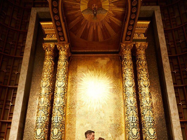 Tmx 1403021796177 Bride  Groom In Front Of Altar Kenmore, Washington wedding venue