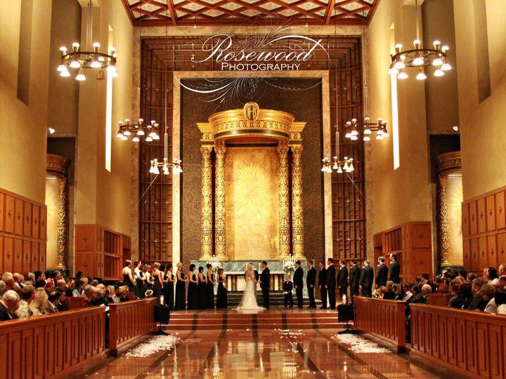 Tmx 1403022633430 Wedding Party At Altar Kenmore, Washington wedding venue