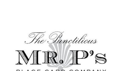The Punctilious Mr. P's Place Card Company