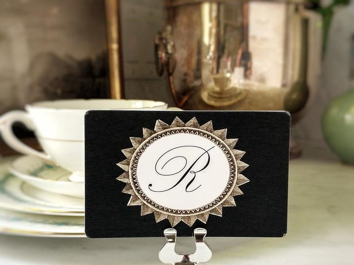 Tmx Mr Ps Place Cards Royal Star Monogram Oval 51 1861071 1566674304 Old Chatham, NY wedding invitation