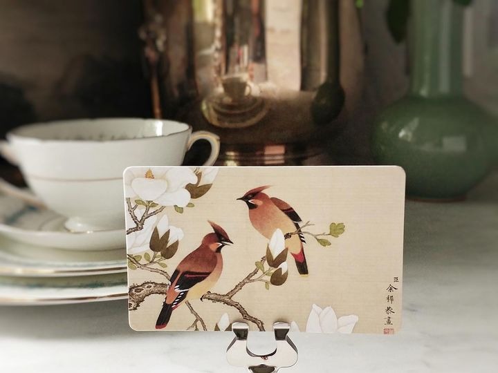 Tmx Mr Ps Place Cards Silktail Cardinal 51 1861071 1566671542 Old Chatham, NY wedding invitation