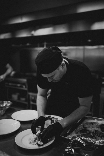 Executive Chef Aaron Gould