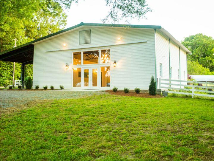 Tmx 1467049970674 Camellia Gardens Barn Exterior Monroe, NC wedding venue
