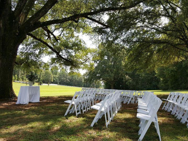 Tmx 1476205881162 Camellia Oak Ceremony2 Monroe, NC wedding venue