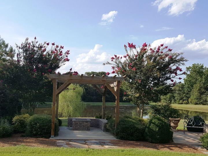 Tmx 1476205983715 Camellia Pergola2 Monroe, NC wedding venue