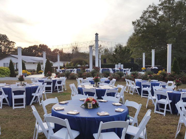 Tmx 1516552557 175d8892beb58e9e 1516552555 Bae3abb1ab0fb847 1516552548562 27 CGV Lg Lawn Recep Monroe, NC wedding venue