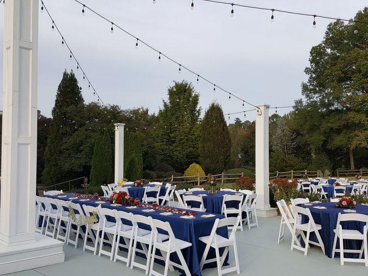 Tmx 1516552782 7c572109a41ba70e 1516552780 161937ae678cb60f 1516552773764 34 CGV Terrace Recep Monroe, NC wedding venue