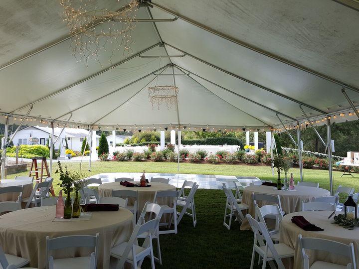 Tmx 1516553265 59b0dd6fdaca8d2d 1516553262 E9d5f44a4cd138d5 1516553257041 38 CGV Tent Monroe, NC wedding venue
