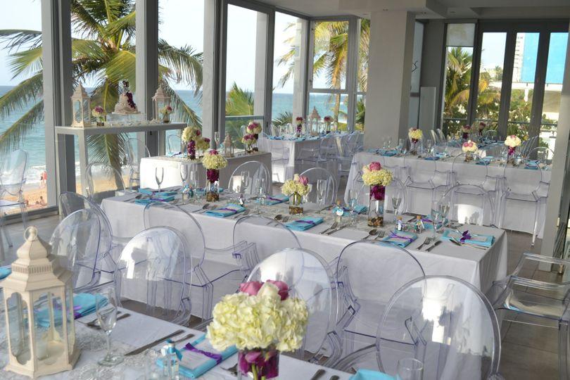 Oceano venue san juan pr weddingwire for Wedding venues in puerto rico
