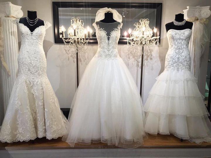 Tmx 1460213726149 David Tutera Picture Latham, New York wedding dress