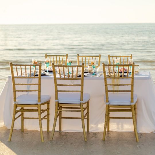 Any Event Linen & Chair Rental