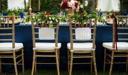 Any Event Linen & Chair Rental 1
