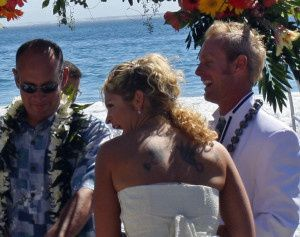 Tmx 1374261887288 Steve Wendi Cameron Cropped Tight 300x237 San Luis Obispo, CA wedding officiant