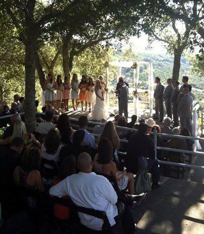 Tmx 1378068485422 Anna And Jared Ceremony Cropped San Luis Obispo, CA wedding officiant