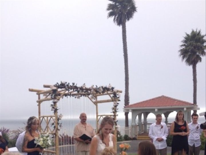 Tmx 1379862426489 Flower Ceremony San Luis Obispo, CA wedding officiant