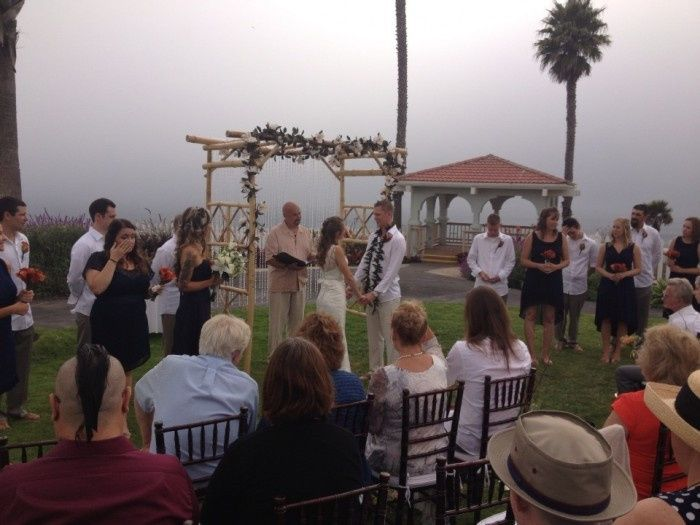 Tmx 1379862435286 Jasmin And Shawn I Dos San Luis Obispo, CA wedding officiant