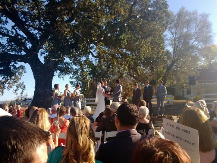 Tmx 1382444473550 Kerry Matt 1 Ceremony1 San Luis Obispo, CA wedding officiant