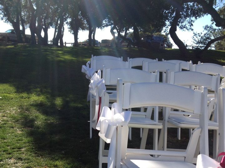 Tmx 1384618245240 Chairs And Oak San Luis Obispo, CA wedding officiant