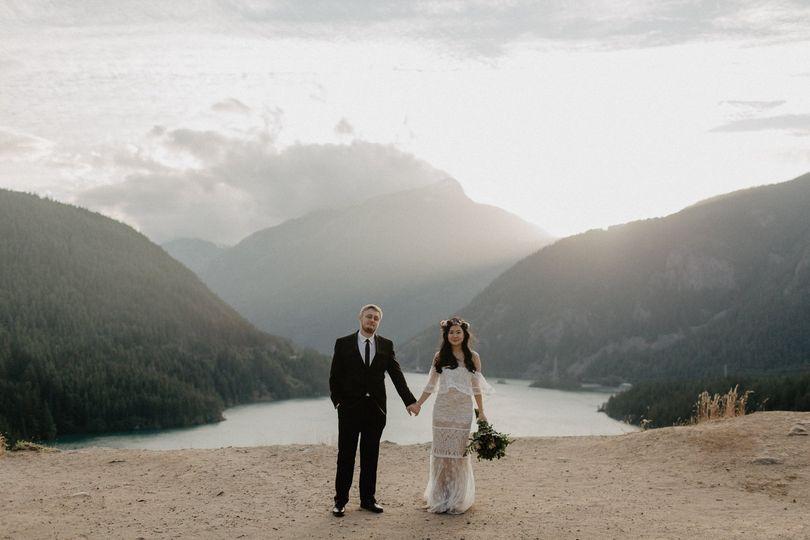 Stunning backdrop - Olga Andreynova Photography