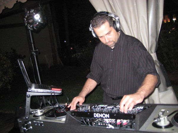 DJ and Lighting Services by Rudy