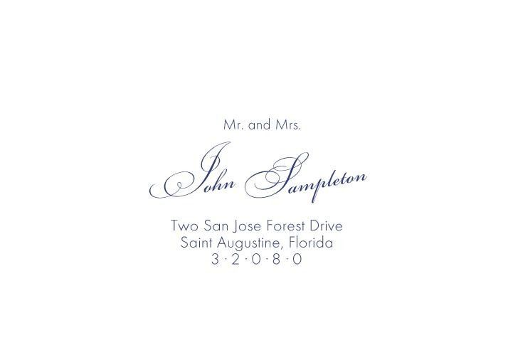 Tmx 1484275404533 Title Straight Name On Slant Front Belmar, NJ wedding invitation