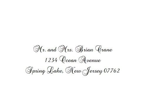 Tmx 1484275746158 Brockscript Sample1 Belmar, NJ wedding invitation