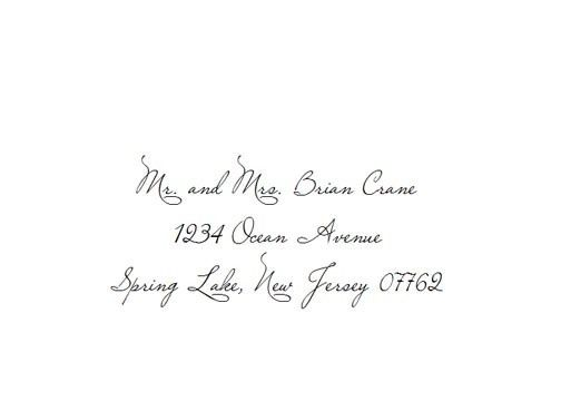 Tmx 1484275787521 Pe Cristina Sample1 Belmar, NJ wedding invitation