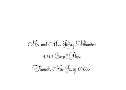 Tmx 1484275797962 Pe Elganto Font Belmar, NJ wedding invitation