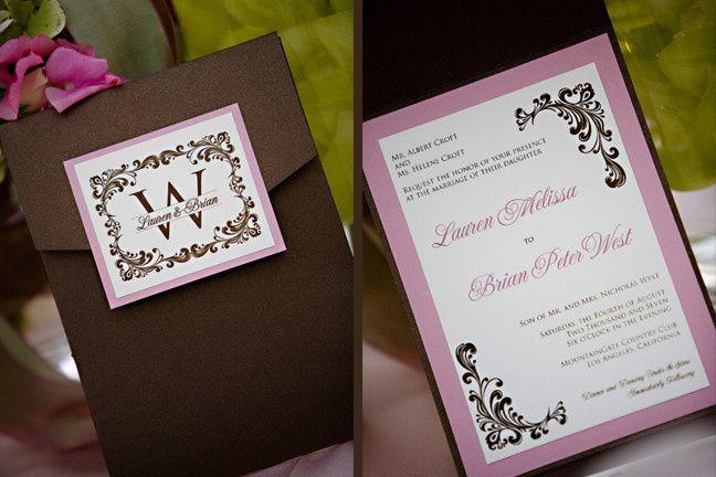 Tmx 1387241322544 Lauren  Brian Se Simi Valley wedding invitation