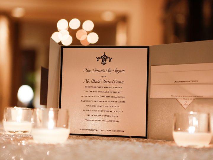 Tmx 1387241516148 Chris Schmitt Photography 72 Simi Valley wedding invitation