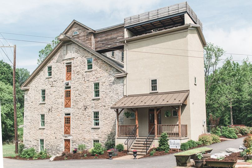 The Mill at Manor Falls