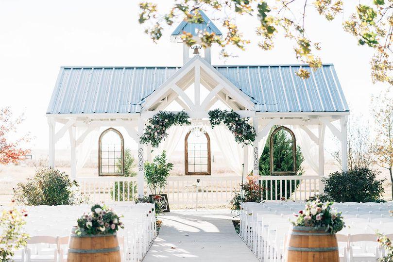 White Chapel Gazebo