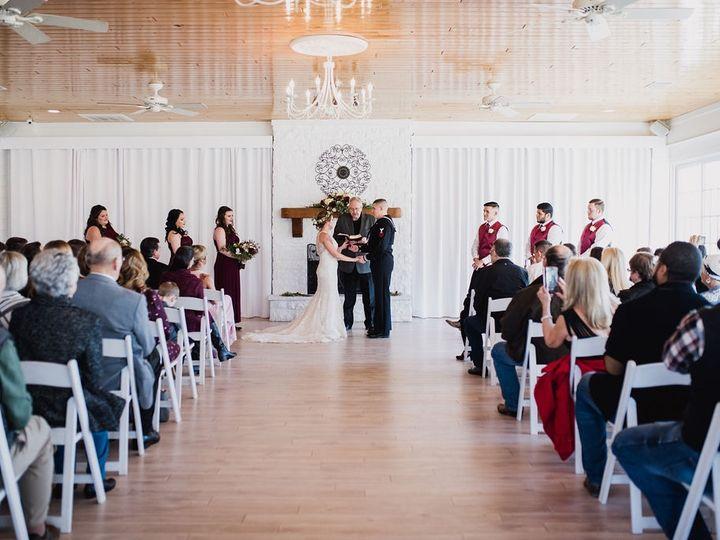 Tmx Atrium Ceremony Rebecca Chesney 51 696071 1571165875 Waxahachie wedding venue