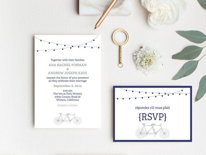 Tmx 1515706142 9b395ee9b9f67d9e 1515706137 10908522d7228b3c 1515706136445 3 Bike Wedding Akron wedding invitation