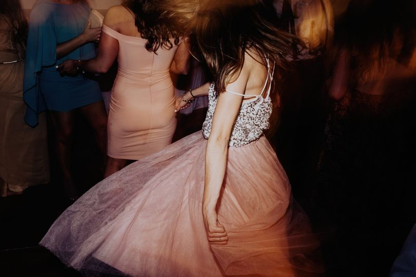 Dancing the night away